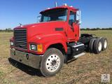 2008 Mack CHU613 Day Cab Truck Tractor
