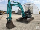 Kobelco SK35 Mini Excavator