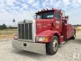 1988 Peterbilt 379 S/A Tow Truck