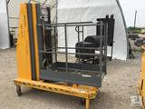 Bil-Jax XLT1571 Electric Personnel Lift