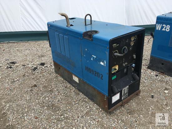 2008 Miller Big Blue 500D DC Welding Generator