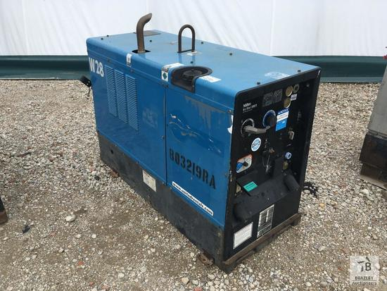 2010 Miller Big Blue 500D DC Welding Generator