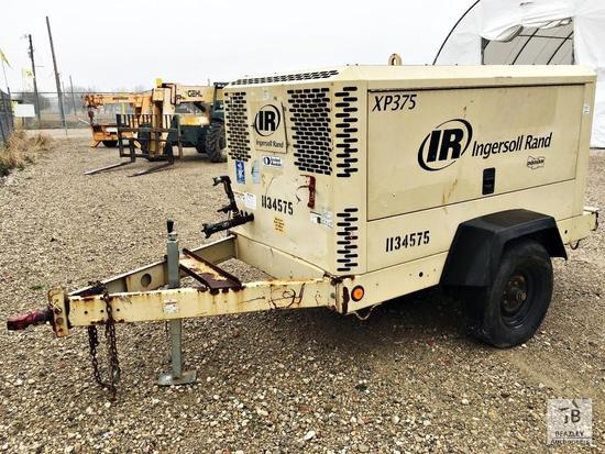 2009 Ingersoll Rand 375CFM Air Compressor