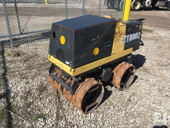 2006 Bomag BMP851 Vibratory Trench Compactor