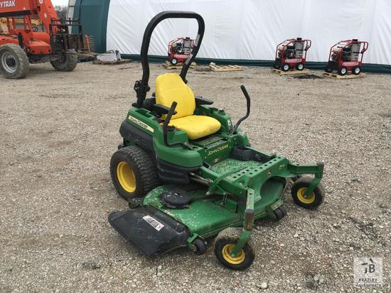 2015 John Deere Z930A 72 in Zero Turn Riding Lawn Mower