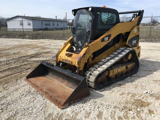 2009 Caterpillar 299C Multi Terrain Loader