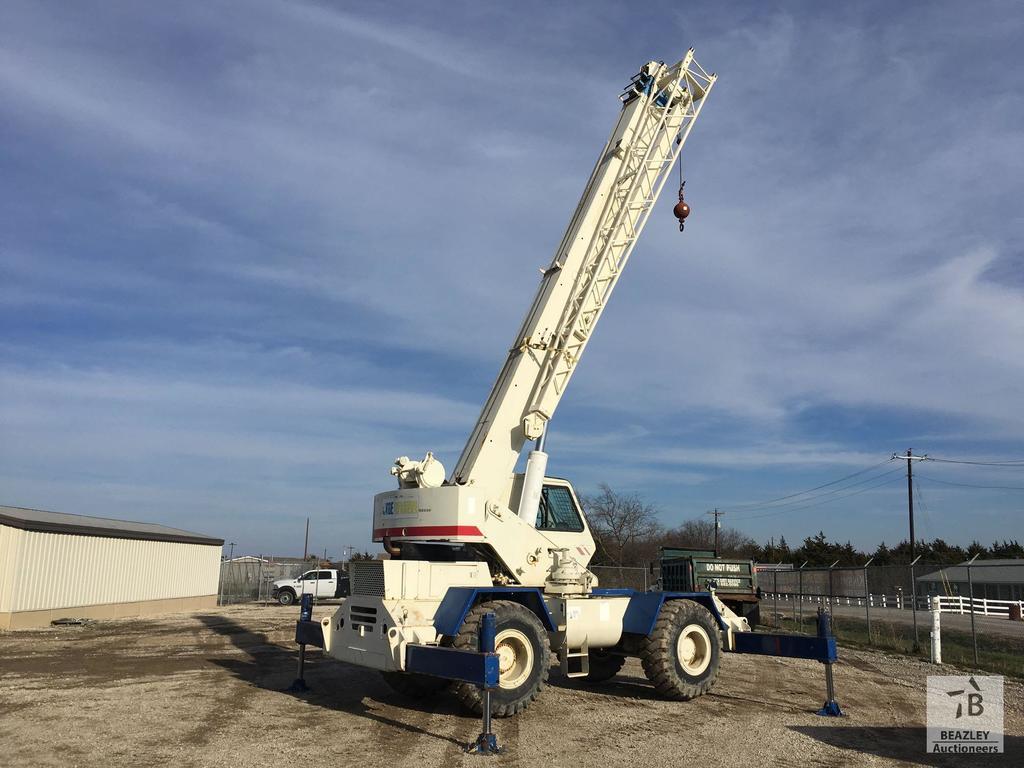 1998 Terex RT230 4X4X4 Rough Terrain Crane
