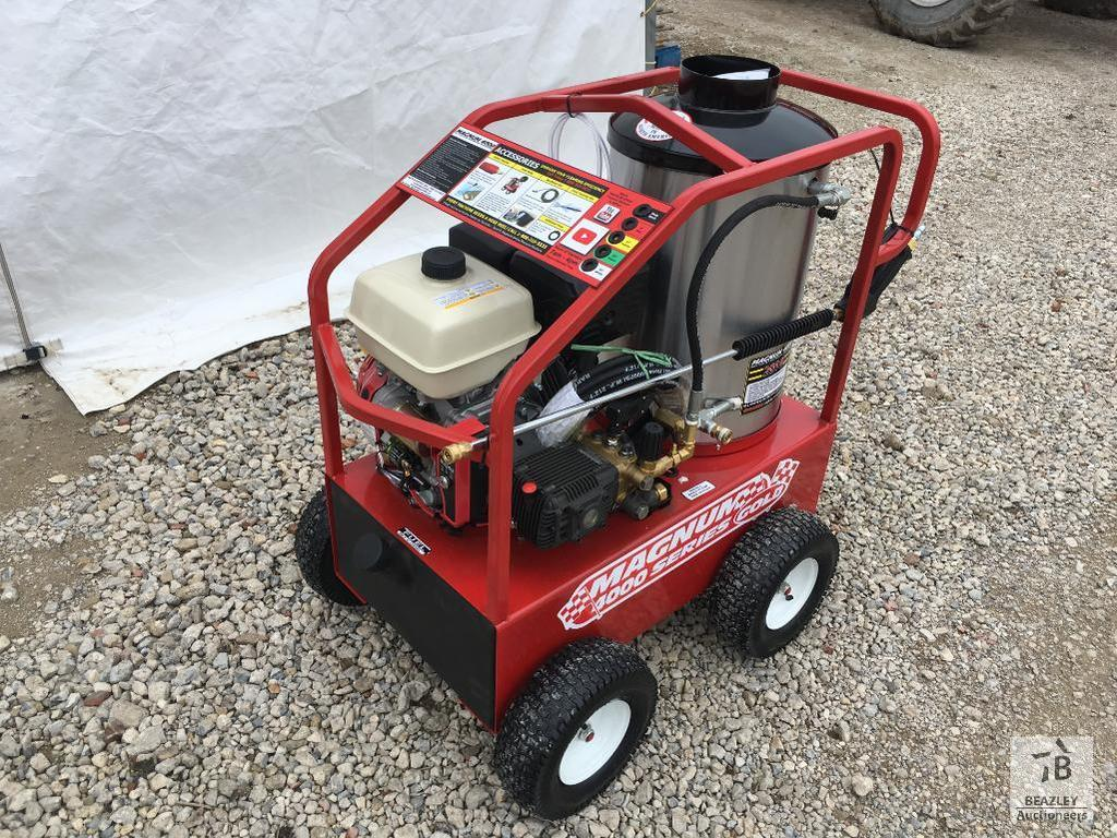 Easy Kleen Magnum 4000 psi Hot Water Pressure Washer