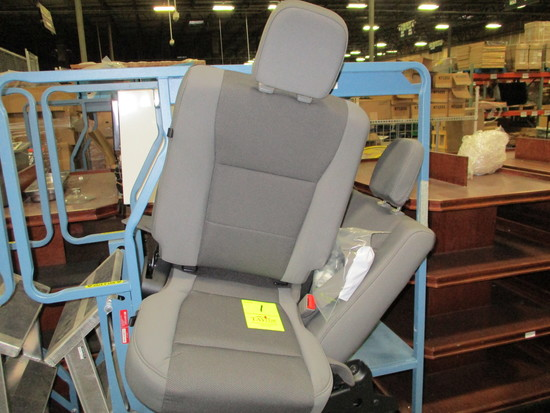 2019 Ford F250 Rear Seat