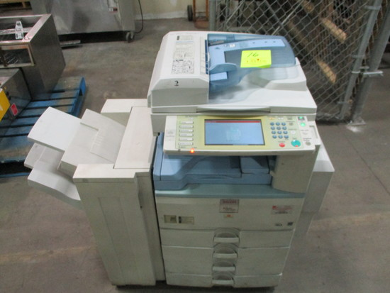 Ricoh MP3350 Copier