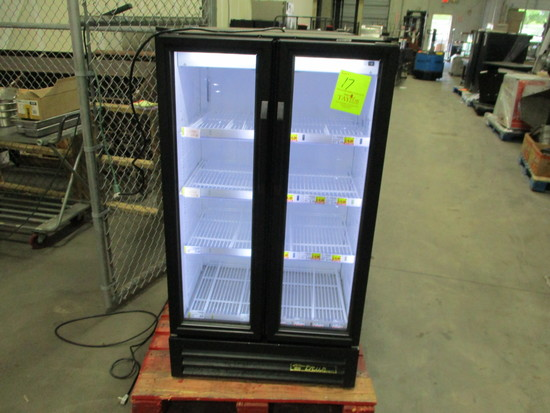 True 2 Door Cooler