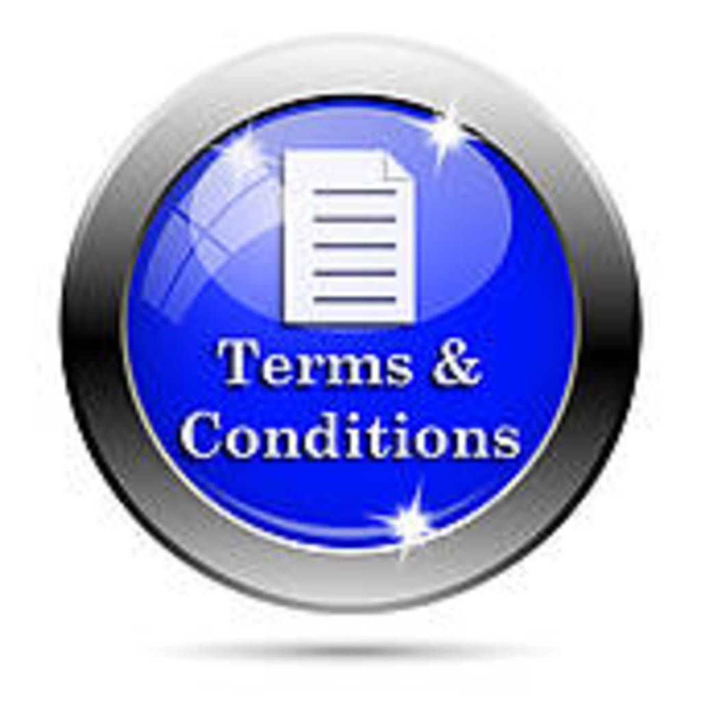 Information & Special Terms