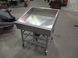 Atlantic SS Food Bar on Casters