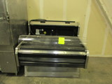 Kysor / Warren Self Contained Cooler Case on Casters