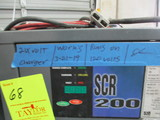 SCR Model 200 Battery Charger