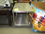 Berkel Stainless Steel Mixer Table