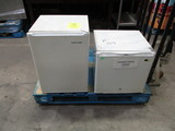 2 Small Refrigerators