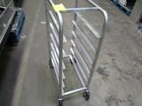 National Cart Co Aluminum Cart