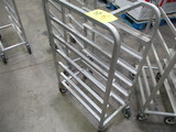 National Cart Co Alum Cart