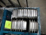 1 Box of Stainless Steel Pans