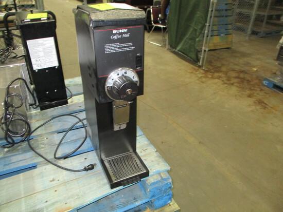 Bunn Model G3HD Coffee Grinder