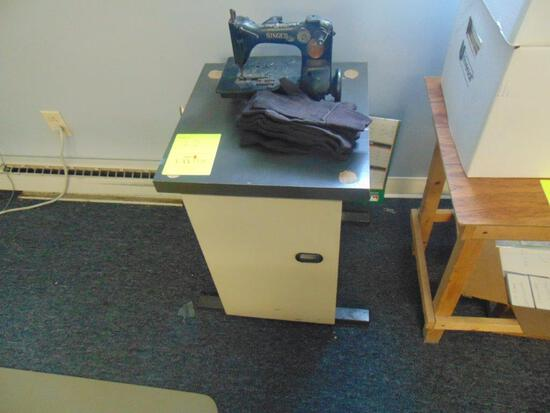 Table And Decorative Sewing Machine