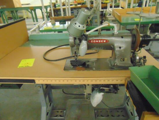 Consew 226 Single Needle With Positioner