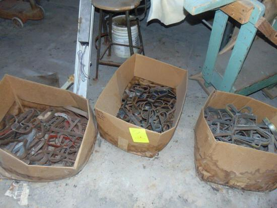 Boxes Of Cutting Dies