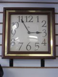 Elgin Battery Operated Wall Clock