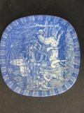 Limited Edition 1972 Swedish Collectors Plate