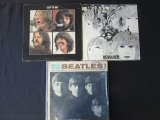 Lot of 3 Beatles Albums
