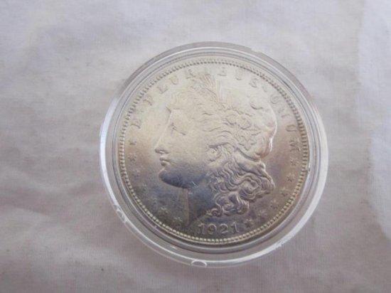 1921S Morgan Silver Dollar