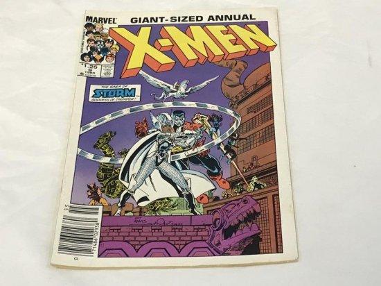 Uncanny X-Men Annual #9 Marvel Comics 1985
