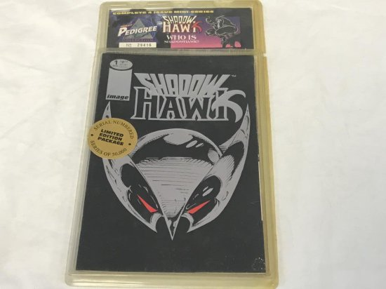 Pedigree Shadow Hawk Collection Series-4 Set Issue