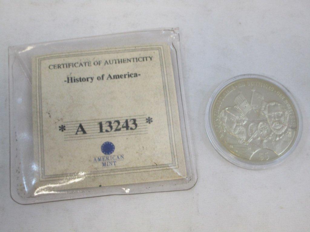 America's Heritage Series -  History of America