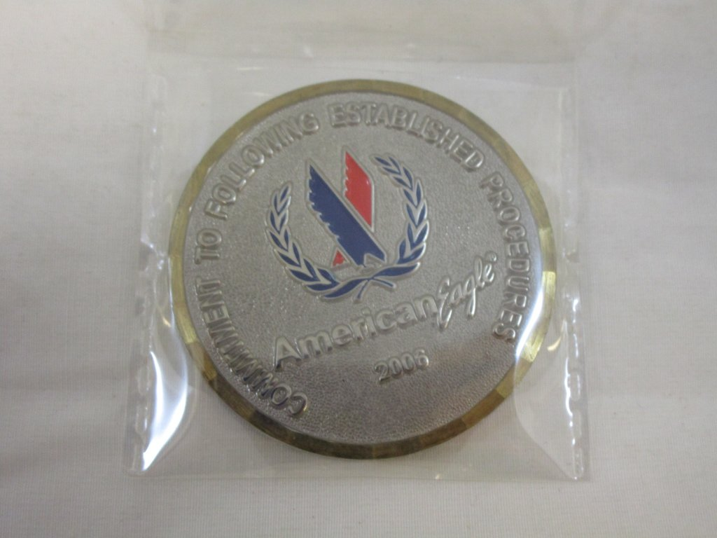 2006 American Eagle Challenge Coin