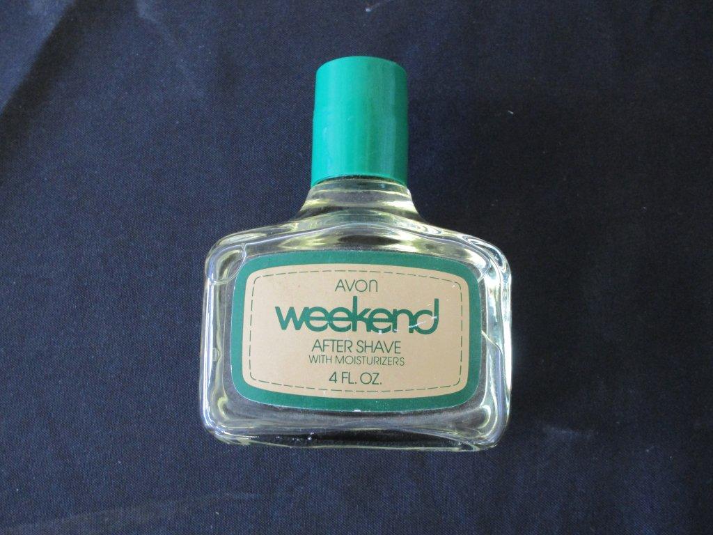 1981 Vintage Avon After Shave