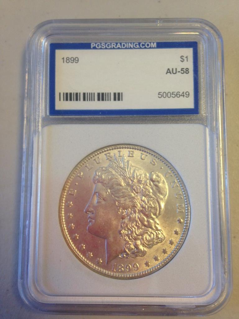 Jexters Auctions - Online Coin Auction 5/27/18