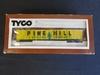 Tyco Gondola Pine HIll HO Scale
