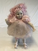 """2006 Pink Princess Porcelain 18""""Doll with stand"""