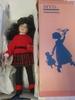 "Marian Yu Designs Porcelain ""Bobbi"" Doll NEW"