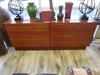 Long Wood 8 Drawer Dresser