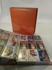 Lot of 2 Binders w/ Basketball Cards