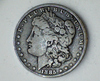 1885O Morgan Silver Dollar