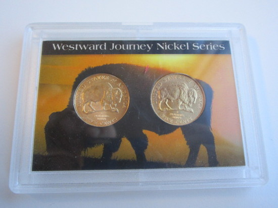 2005 Westward Journey Nickel Series