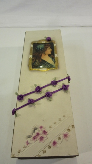 Vintage Inspired Decorative Box
