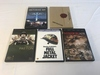 Lot of 13 WAR DVD Movies-Apocalypse Now, Patton