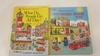 Lot of 2 Richard Scarry's Classic Storybooks