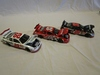 Kevin Harvick Lot of 3  1:24 scale Die Cast Cars