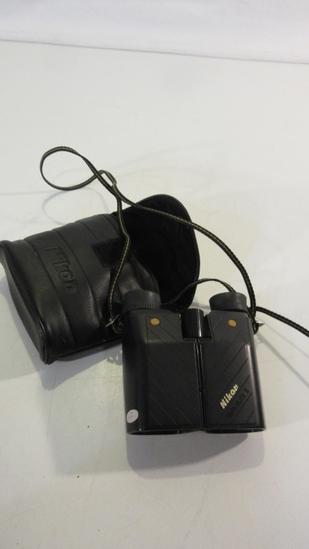 Nikon Travelite II Binoculars with Case
